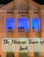 Where in the World is Ipoh??